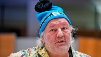 Peach weber tritt am Comedy-Jass in Oftringen auf. Emanuel Freudiger