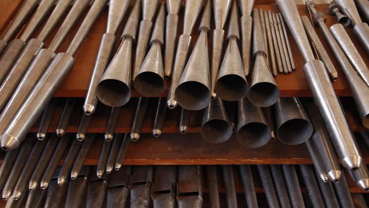 Am Sonntag findet das Orgelkonzert in der Marienkirche statt (Symbolbild)
