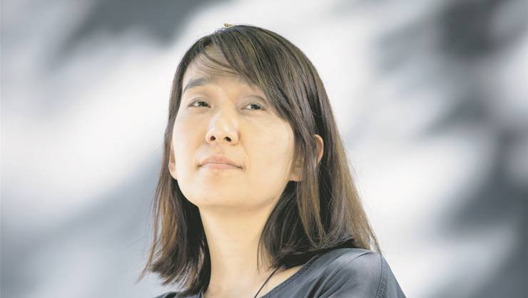 Nimmt die Leser mit ihrer Sprache gefangen: die Südkoreanerin Han Kang.