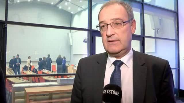 Bundesrat Parmelin über die Terrorbedrohung in der Schweiz