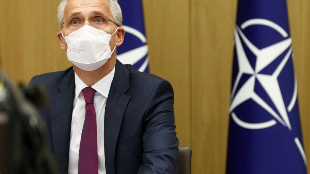 Vor Nato-Gipfel: Stoltenberg wirbt für höhere Ausgaben