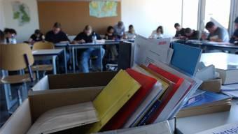 «Kein abwechslungsreicher Unterricht»: KV-Schüler beklagen das schlechte Lernklima am KV.