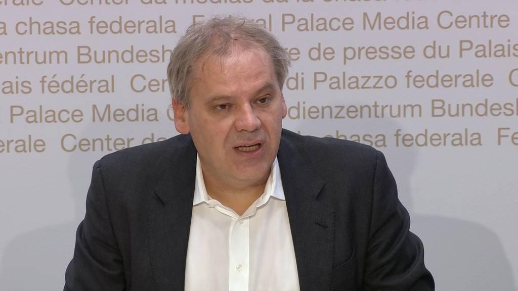 Covid-19-Situation in der Schweiz: Trends weisen auf Rückgang der Neuinfektionen hin