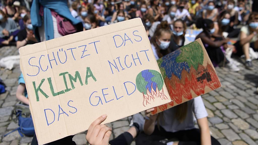 Kanton Bern schreibt Klimaschutz in Kantonsverfassung