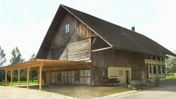 Umgebautes Bauernhaus in Obergerlafingen: Wegen Partikularinteressen werde die Raumplanung ausgehebelt, monieren Parlamentarier in Bern. (Symbolbild)
