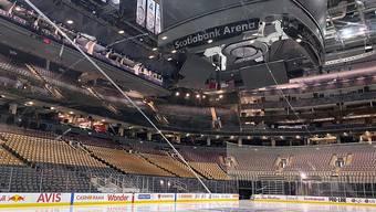 Die Arena der Toronto Maple Leafs bleibt wie die anderen NHL-Stadien bis auf weiteres ohne Spielbetrieb