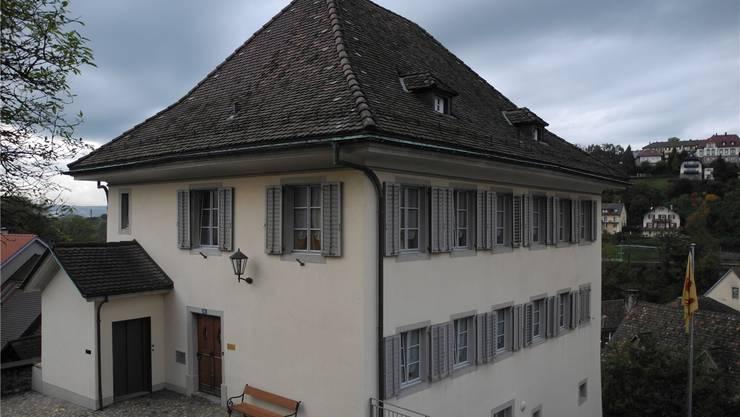 Anfang November zieht eine Familie aus Chile ins Laufenburger Pfarrhaus ein. mf
