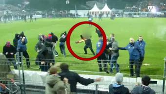 Erste Stadionverbote nach der Schlacht von Aarau
