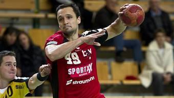 Bester Torschütze für den BSV Bern Muri: Goran Cvetkovic