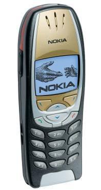 So schön goldig war es! Das Nokia 6310i (Bild: computerbild.de)