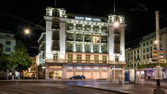 Das Savoy soll 2024 unter neuem Namen wiedereröffnet werden.