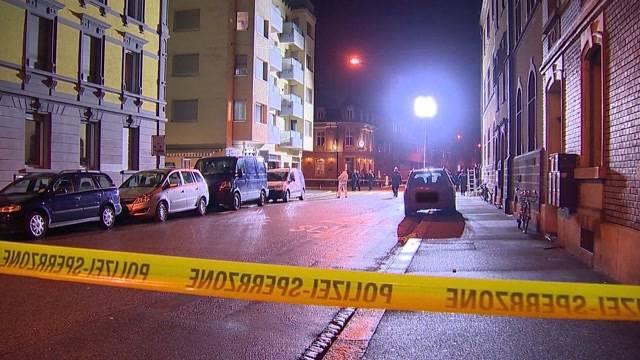 2 Tote und 1 Verletzter nach Schiesserei in Basel