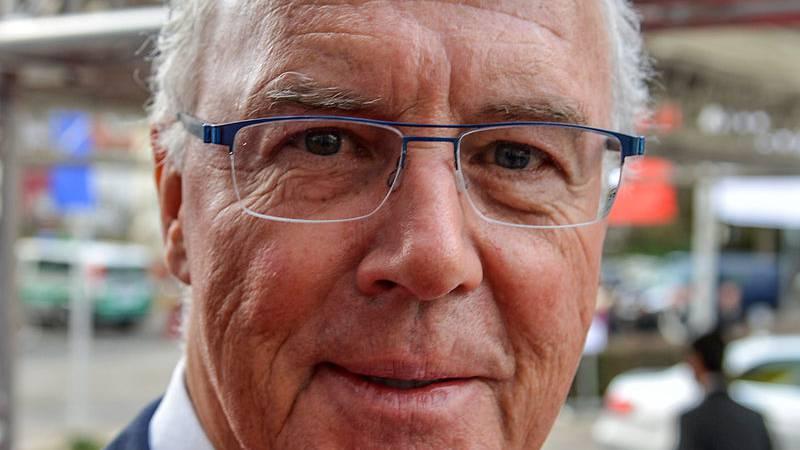 Beckenbauer unter Anklage