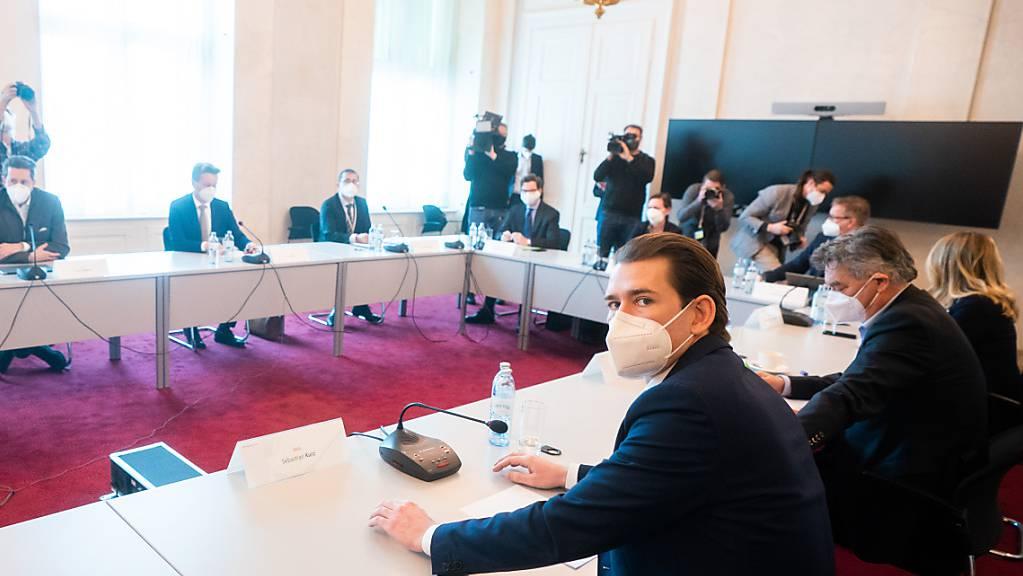 Die österreichische Regierung entscheidet sich mit allfälligen Lockerungsschritten zu warten. (Archivbild)