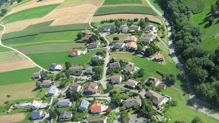 Teil der Gemeinde Günsberg