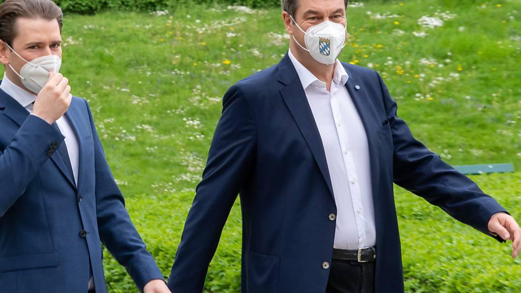 Österreichs Kanzler: Wahlausgang in Deutschland wichtig für Europa