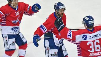 Seit dem Abgang von Jussi Jokinen (Nr. 36) spielte Kloten oftmals mit nur noch einem Ausländer - mit dem Zuzug von Lauri Tukonen soll sich das ändern