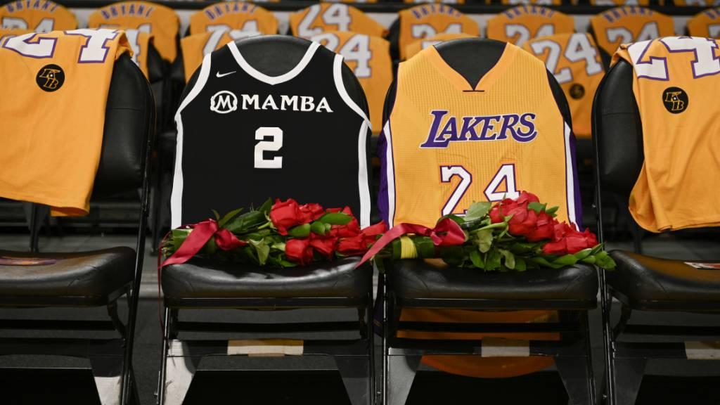 Trauerfeier für Bryant und Tochter im Staples Center