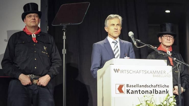 Beat Oberlin  tritt per 1. April 2017 in den Ruhestand.