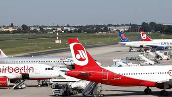 Air Berlin steht vor dem Ausverkauf.