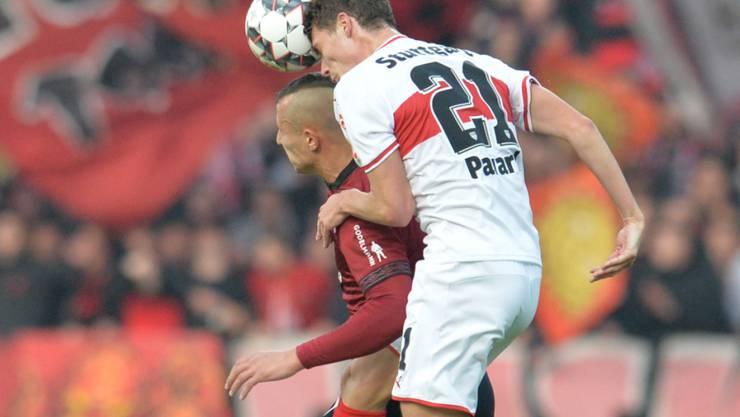 Benjamin Pavard wechselt auf die kommende Saison vom VfB Stuttgart zu Bayern München