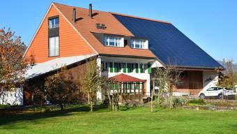 Dieser Hausbesitzer in Härkingen hat sich bereits für eine Solaranlage entschieden.