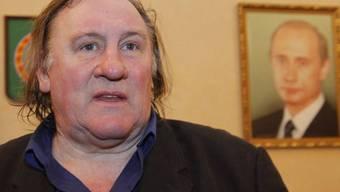 Der Prozess gegen Gérard Depardieu wurde vertagt