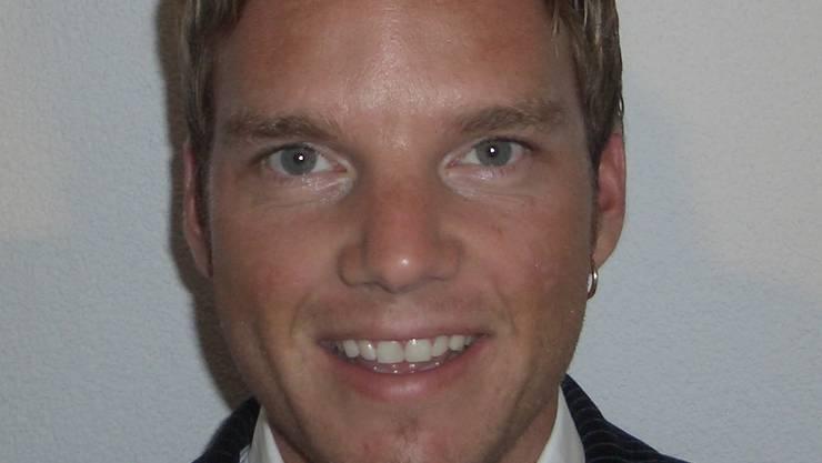 Christian Wyss, der neue Schulleiter der Regionalen Schule äusseres Wasseramt.