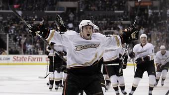 Die Anaheim Ducks eilen derzeit von Sieg zu Sieg