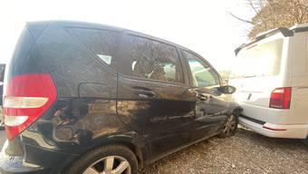 Autounfall Endingen 12. Januar 2020