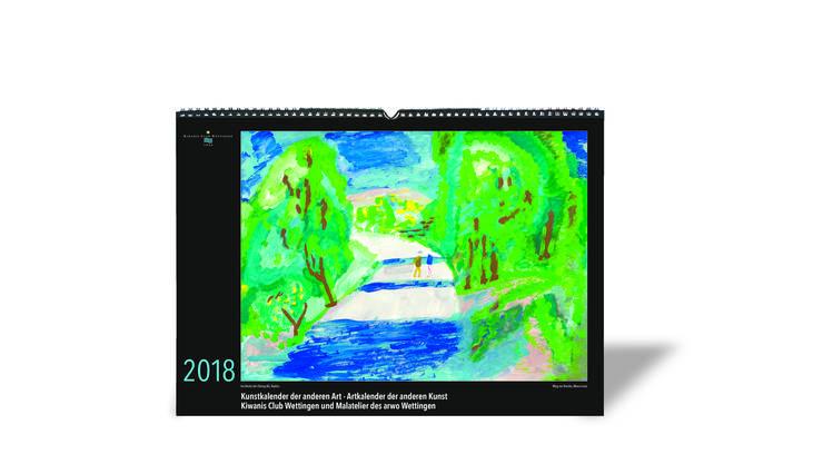 Der Kiwanis-Kunstkalender 2018 ist bei der Ladenboutique Arwola, bei Vini Sacripanti und bei der Rathaus Apotheke in Wettingen erhältlich. In Melingen beim «Fadenspiel». Zudem ist die neue Ausgabe am 18. und 19. November am Weihnachtsmarkt von «Lägere Blueme» in Wettingen sowie am 9. Dezember am Adventsmarkt in Baden zu kaufen.