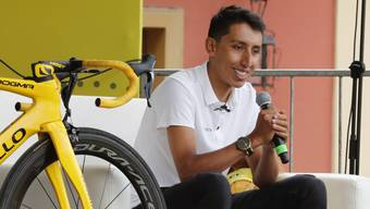 Tour-de-France-Sieger Egan Bernal verzichtet in diesem Jahr auf die Teilnahme an den Weltmeisterschaften