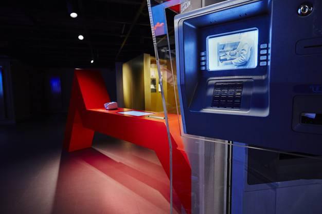 Bilder aus dem Finanzmuseum.