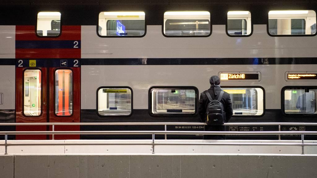 Ausgedünnter SBB-Fahrplan: Ab Donnerstag fallen weitere Verbindungen weg