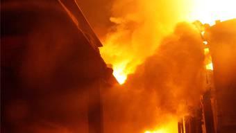 Im Stahlwerk Gerlafingen geschah der Unfall. fg