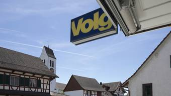 Erfolg für Volg: Der Detailhändler hat im 2018 den Umsatz gesteigert (Archivbild).