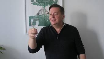 «Seit einigen Jahren nimmt die Nachfrage nach nichtalkoholischen Getränken stark zu», sagt Wasser-Sommelier Werner Koch.