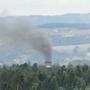 Fahrzeugbrand Bözbergtunnel 4. Juni 2020
