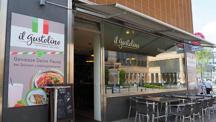 Schliesst im Herbst: Il Gustolino, erst im Spätsommer 2016 eröffnet.