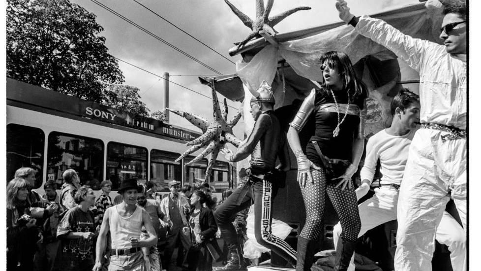 Die erste Street Parade fand 1992 statt. (© Street Parade)