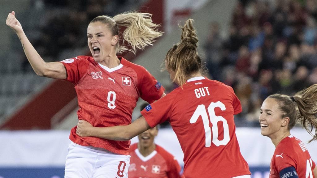 Schweizer Frauen lancieren den Schlussspurt in der Qualifikation