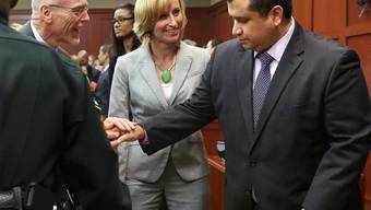 Freispruch im Fall Trayvon Martin löst Demos aus