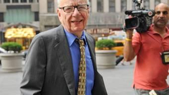 Beliebter Gesprächspartner: Rupert Murdoch und seine Manager trafen sich öfters mit Mitgliedern der britischen Regierung (Archiv)