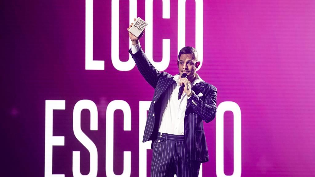 Loco Escrito – SMA Swiss Music Awards