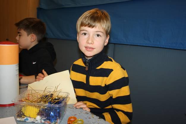 Simon Stähli (8), Oetwil