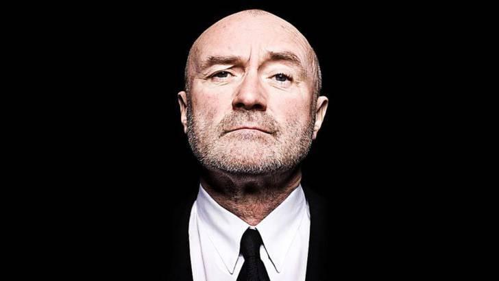 Bühnen-Comeback von Phil Collins