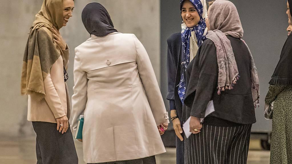 Neuseeland erinnert an Terroranschläge von Christchurch