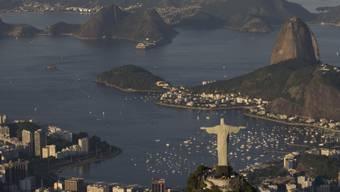 Zwei Wochen vor Beginn der Olympischen Spiele nahm die brasilianische Polizei elf Terrorverdächtige fest. (Archivbild)