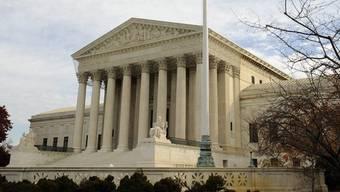 Der Supreme Court in den USA will den Fall über die Gesundheitsreform klären (Archiv)