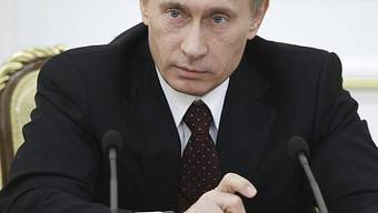 Der russische Regierungschef Wladimir Putin (Archiv)